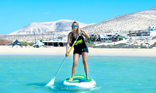 Paddleboard Rental In Costa Calma, Spain