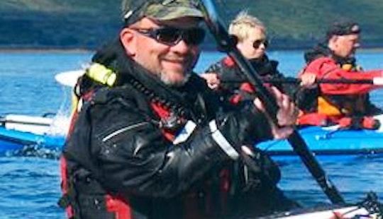 Kayak Rental & Trips In Reykjavik, Iceland