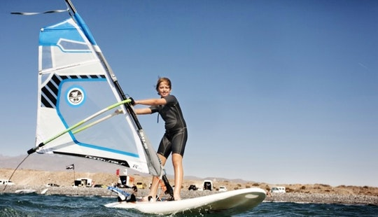 Learn Windsurfing With The Experts In Pozo Izquierdo, Spain