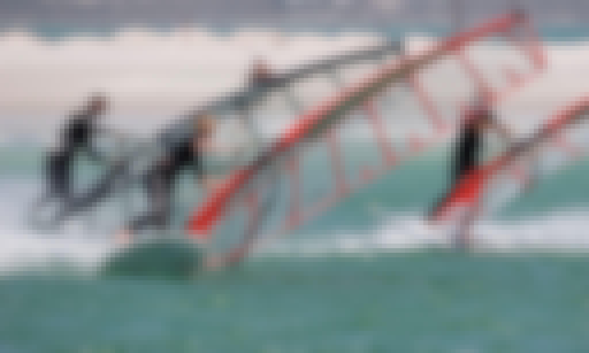 Windsurfing Rental & Lessons in Langebaan