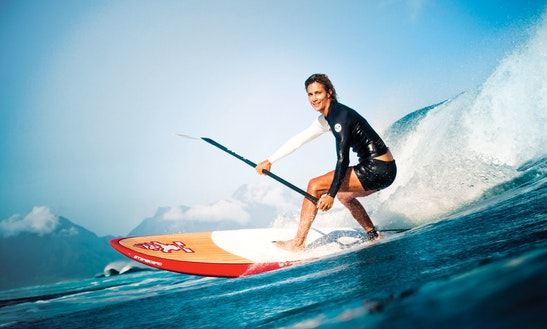 Surfing Board Rental & Lessons In Langebaan