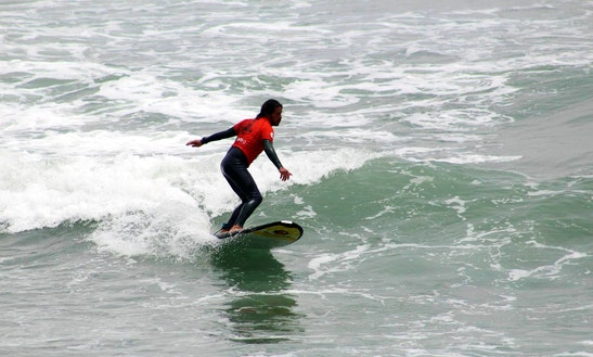 Surfboard Rental & Lessons In Lima