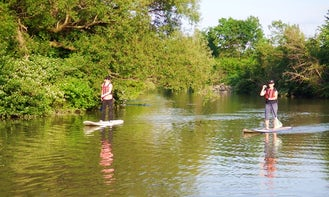 Stand Up Paddleboard Rental & Tours in Haldimand
