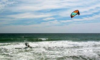 Kiteboarding Private Lessons in Wellfleet
