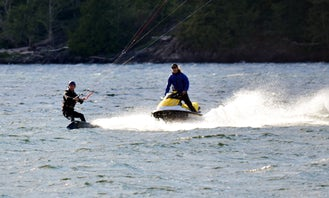 Kiteboarding Lessons In Victoria