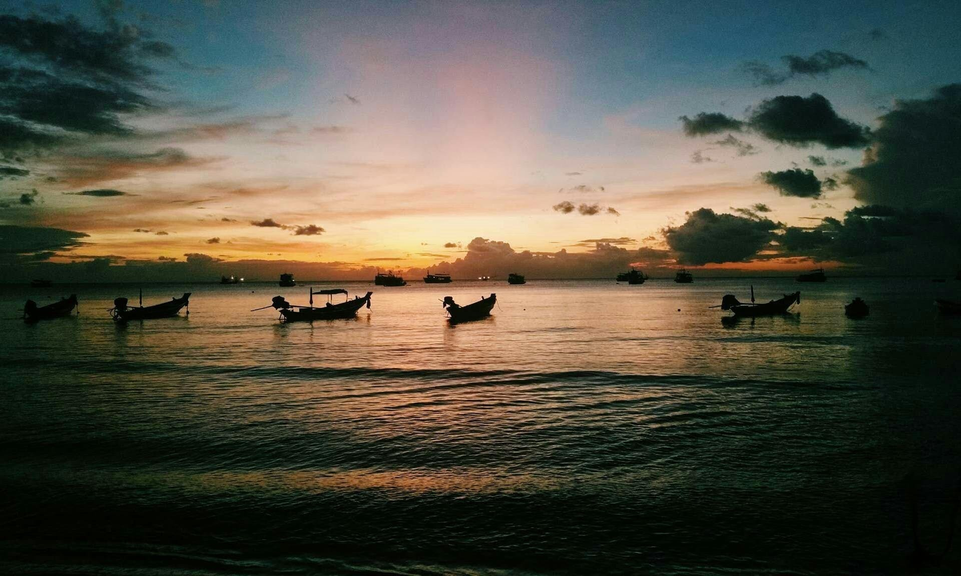 Fast Boat Tour in Tambon Ko Tao
