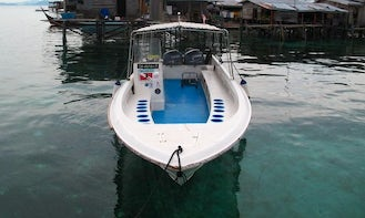 Diving Boat Tour in  Semporna