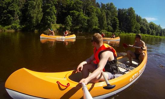 Canoe Rental & Trips In Peltes