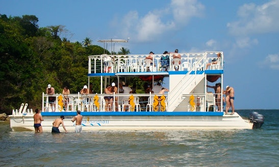 Catamarã Sightseeing Porto De Galinhas, Islands And Beaches Near By