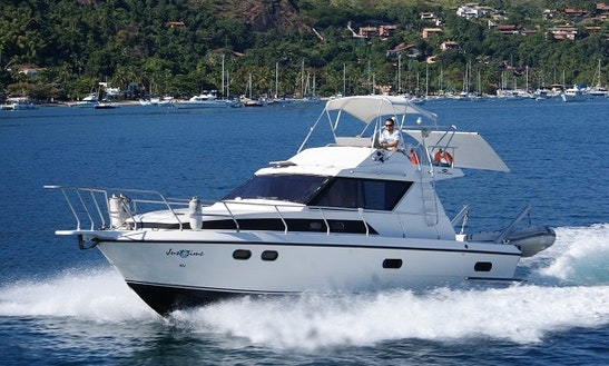 Intermarine Oceanic 36 Rental In Ilhabela