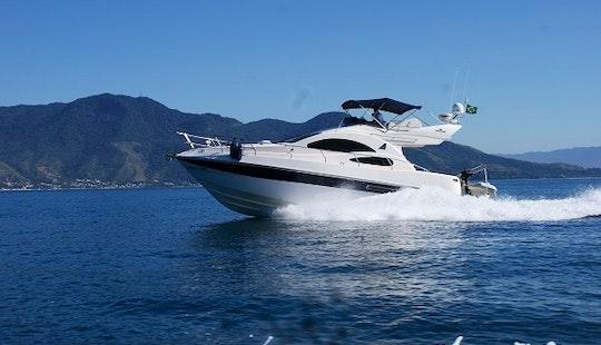 Intermarine Azimut 380 Rental In Ilhabela