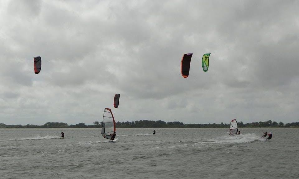 Kite Surf Lessons in Rio Grande