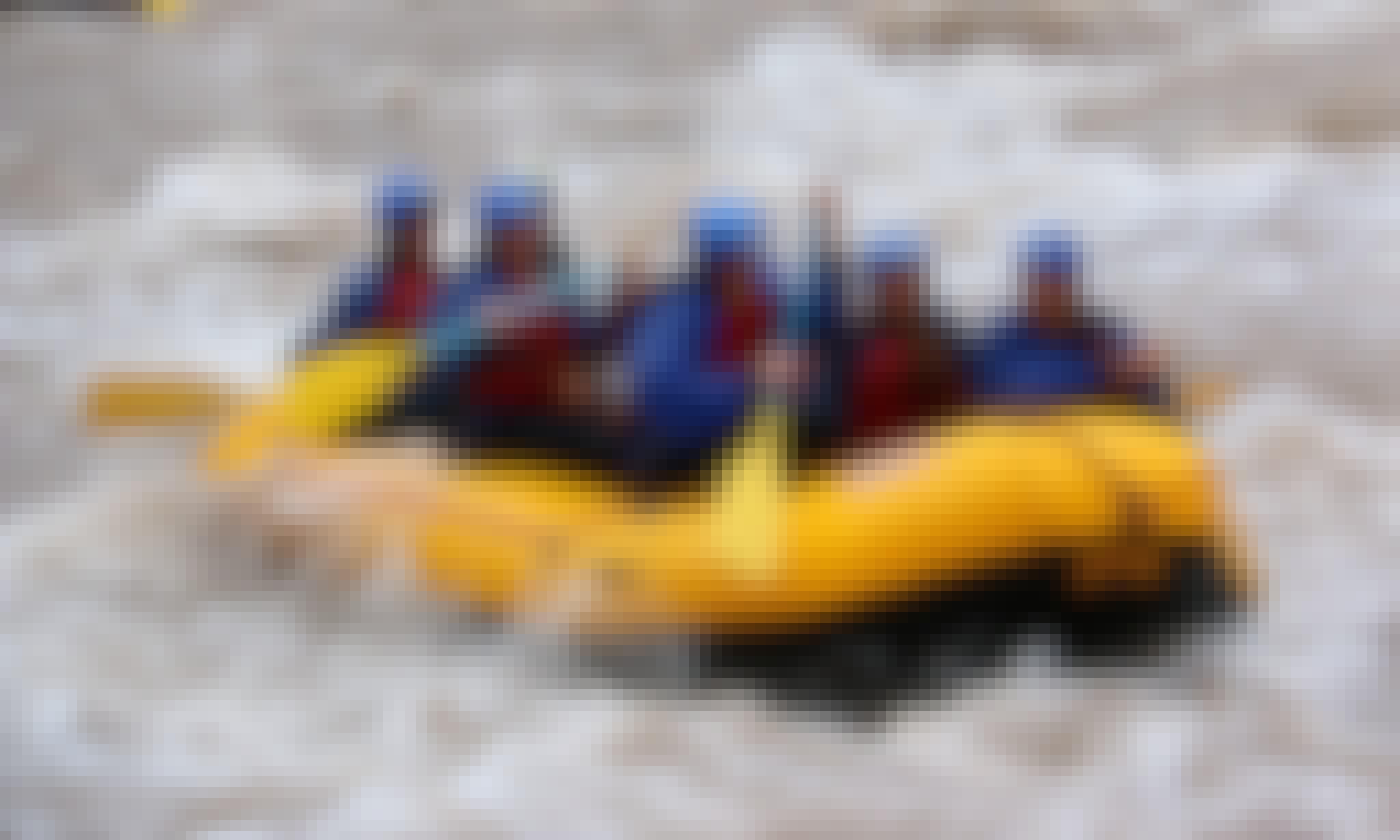 White Water Rafting Trips in Mendoza