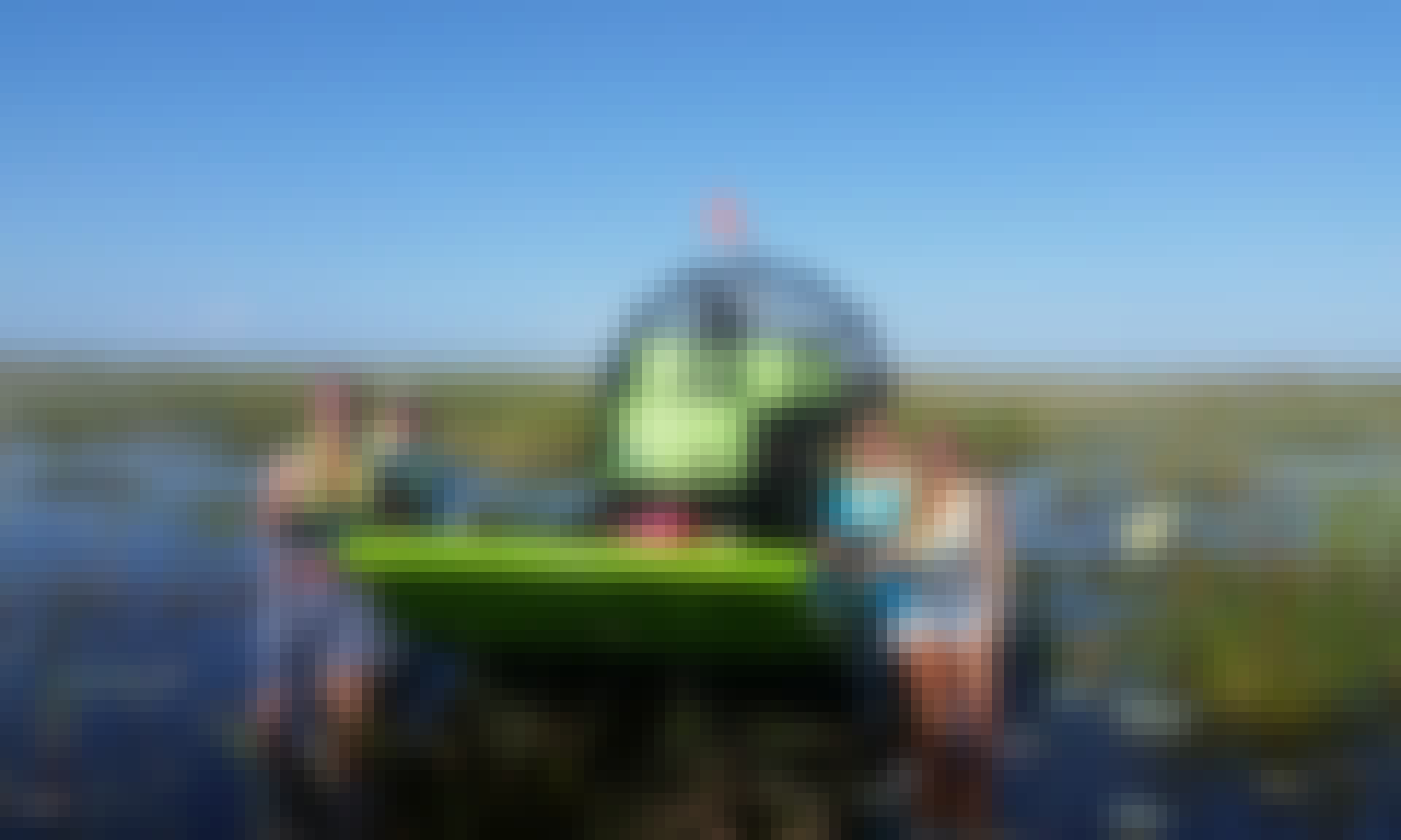 Airboat Trips & Private Charters in Lake Okeechobee