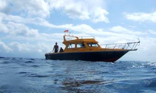 (10 Pax) Fishing Boat In Denpasar Selatan