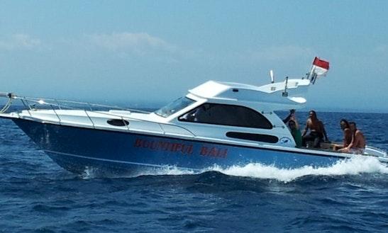 (8 Pax) Fishing Boat In Denpasar Selatan