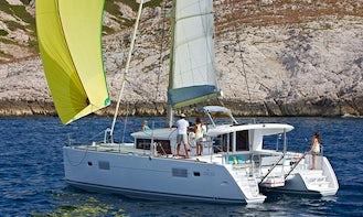 Charter Lagoon 400 Catamaran From Phuket, Thailand