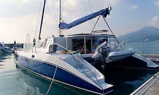 Captained Charter on 49' Catamaran From Phuket, Thailand