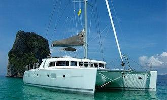 Charter a 2011 Lagoon 500 Catamaran From Phuket, Thailand