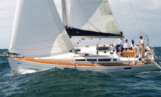 'biba' Sun Odyssey 42i Charter & Trips In Carloforte