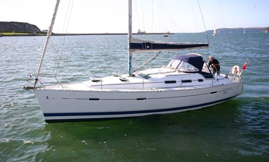 'mirfak' Oceanis 373 Clipper Monohull Charter & Trips In Carloforte