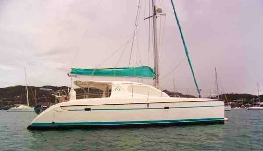 Captained Charters On Nautitech 395 From Phuket, Thailand