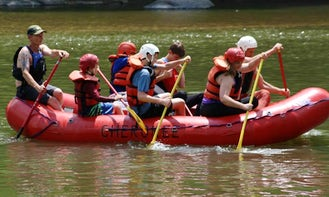 Rafting in Cikole