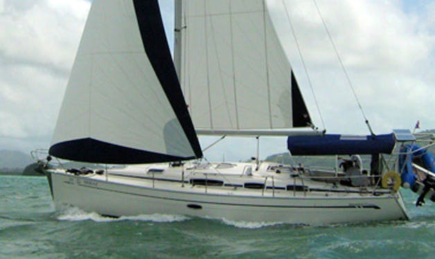 Captained Charters on a Bavaria 36 from Phuket,Thailand