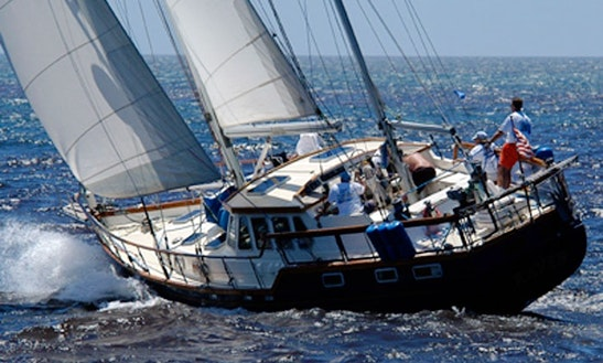 65' Sailing Yacht Charter In Eliat