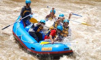 Rafting in Mungkid