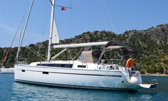 Cruising Monohull Rental In