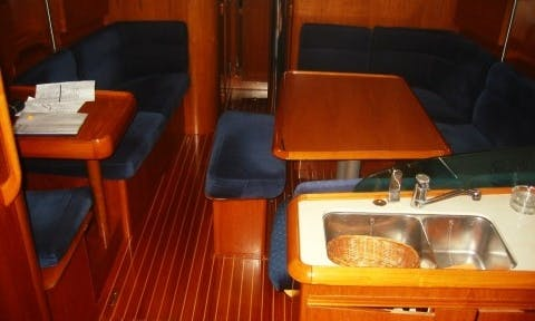 "Charter a 43ft ""Suno"" Sun Odyssey Sailboat in Vodice, Croatia"