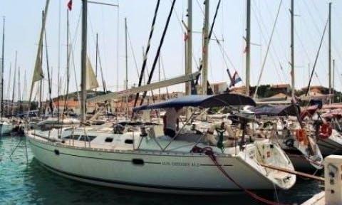 "Charter a 46ft ""Golf 1"" Sun Odyssey Cruising Monohull in Vodice, Croatia"