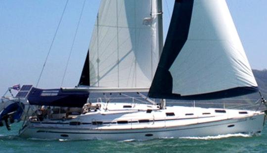 Charter A Bavaria 50 Cruiser From Phuket,thailand