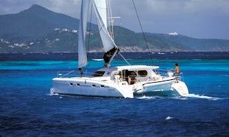 "Charter ""Charro"" 35ft Performance Catamaran from Phuket, Thailand"