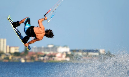 Kiteboarding Lessons & Rental In Cocoa Beach