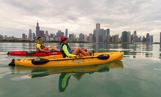 Hobie Mirage Pedal-driven Kayak Rental In Chicago