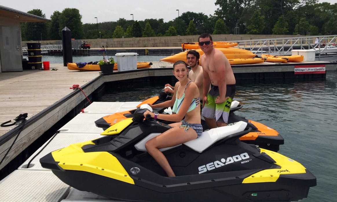 11' Jet Ski Rental in Chicago, Illinois