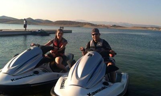 10' Kawasaki Stx Jet Ski Rental In Peoria, Arizona United States