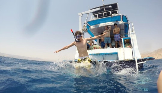 Exciting Guided Boat Dives In Aqaba, Jordan