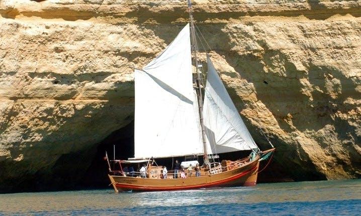 Come Aboad the Leaozinho Pirate Ship in Portugal
