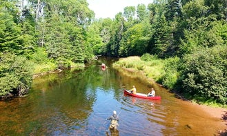 Canoe Rental On Morell River