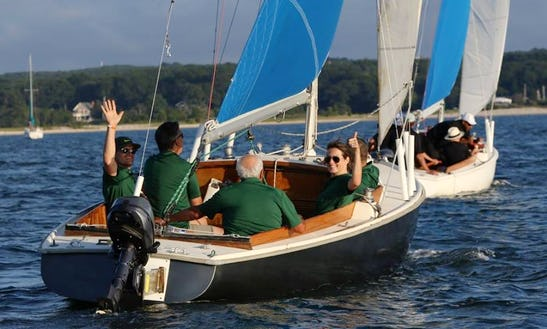 23ft Pearson Ensigns Cruising Monohull Boat Rental In Sag Harbor, New York