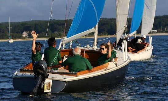 23ft Pearson Ensigns Cruising Monohull Boat Rental In Sag Harbor, New York