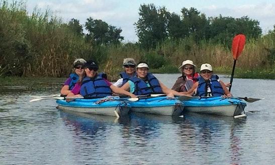 Kayak Rental In Spanish Fort, Alabama