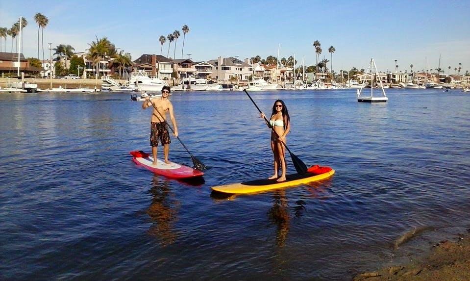 Paddleboard Rental in Long Beach, CA
