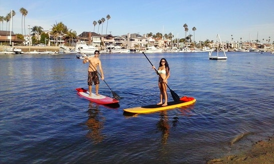 Paddleboard Rental In Long Beach, Ca