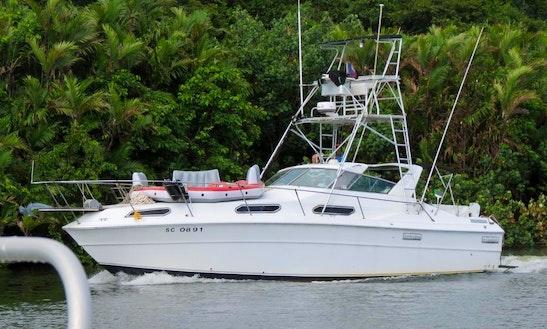 Snorkeling Trips & Fishing From Stann Creek, Belize