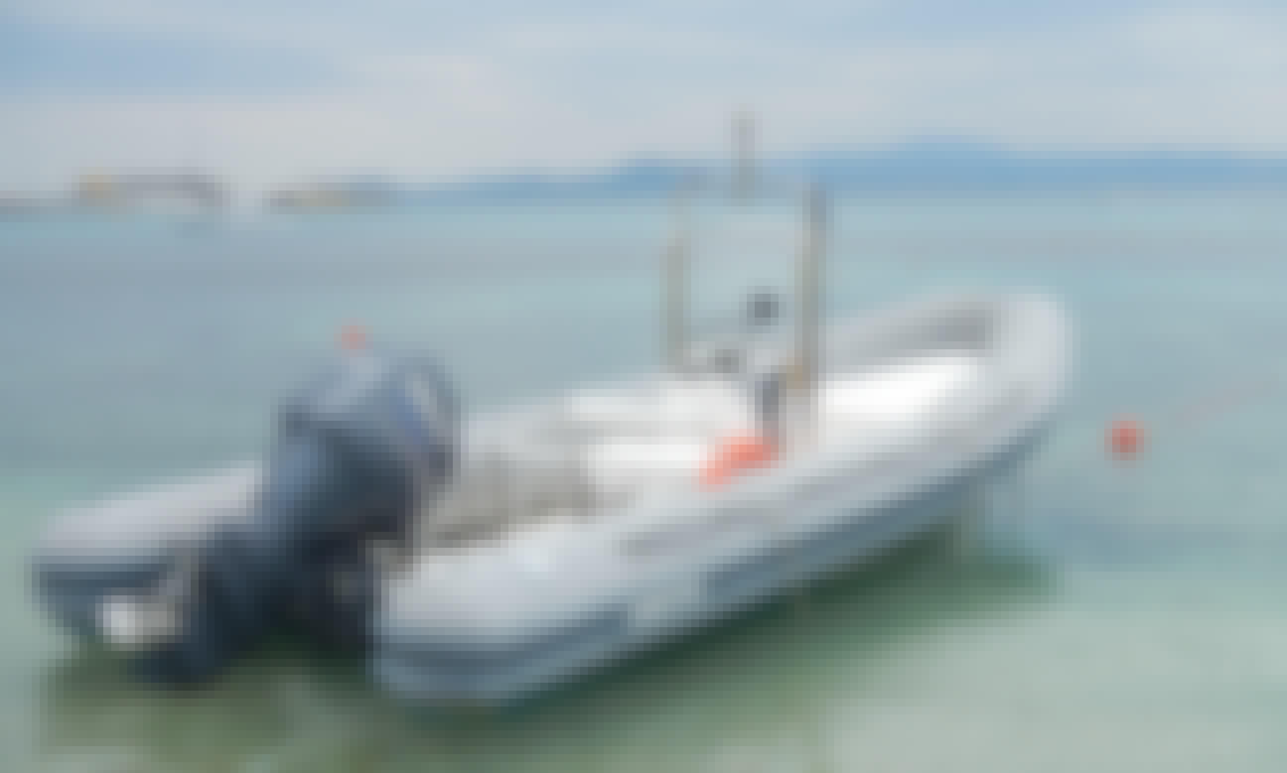 RIB Rental in Golfo Aranci for cruising around Sardinia