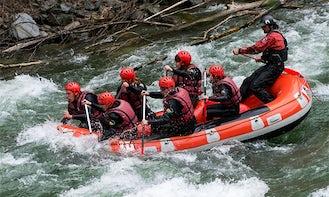 River Rafting In Llavorsí